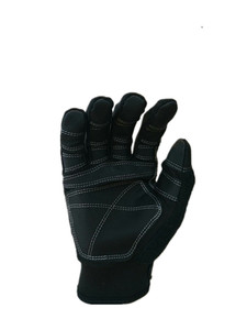 Image 4 - Genuine Highest Quality Performace Extra Durable Puncture Resistance Non slip Working Gloves(Black,XX Large).