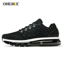 ONEMIX Sneakers for Men Running Shoes Women Jogging Shock Absorption Outdoor Walking Air cushion shoes