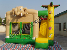 Inflatable Combo For Bouncer With Slide,Trampoline,Bouncy House