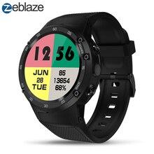 Zeblaze Тор 4 флагман 4 г LTE gps SmartWatch Android 7,0 MTK6737 4 ядра 1 ГБ + 16 ГБ 5.0MP 580 мАч 4 г/3g/2 г вызов данных часы Для мужчин