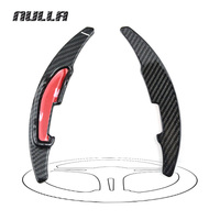 NULLA For BMW M3 M4 M5 M6 X6M 2014 2015 2016 Accessories Steering Wheel Carbon Fiber
