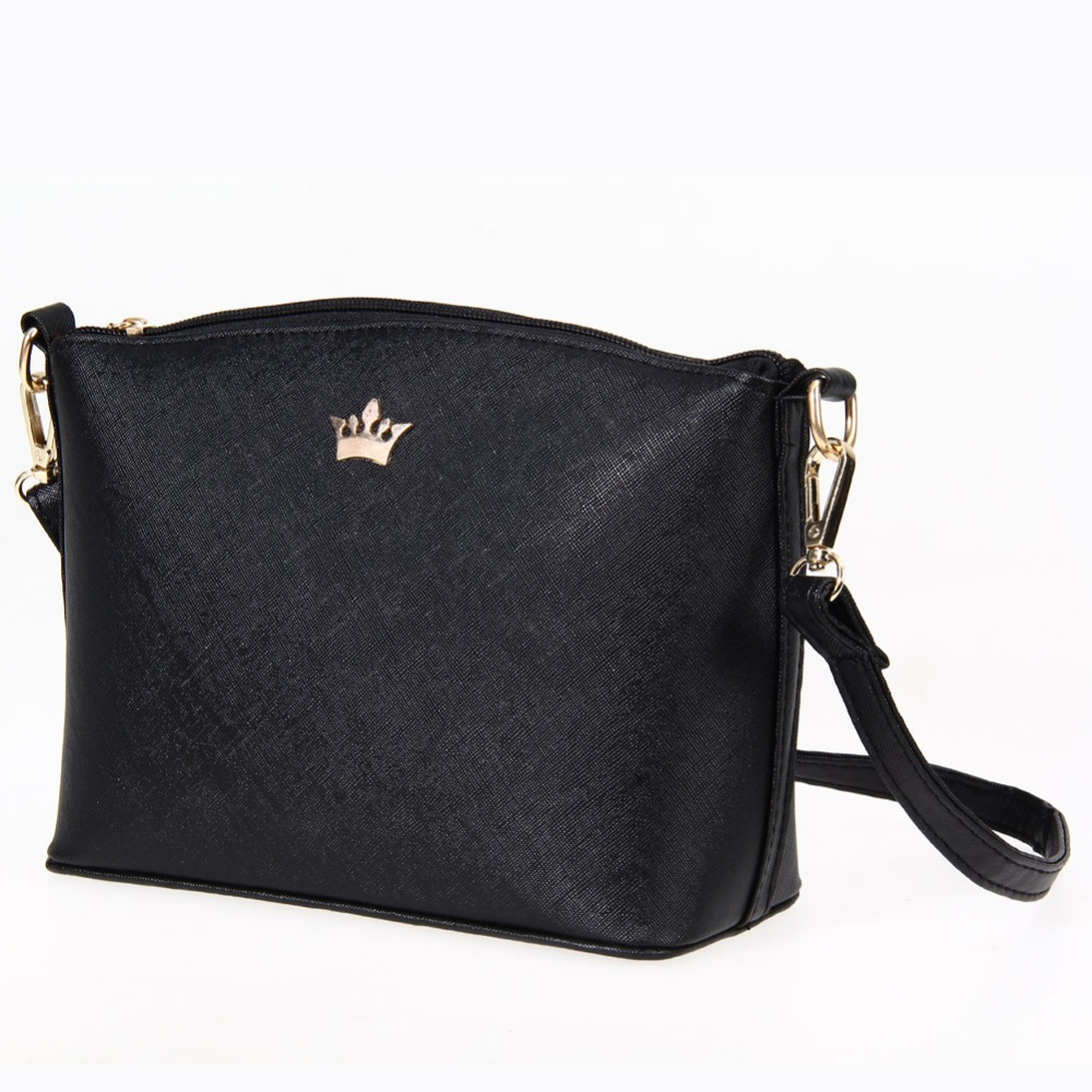 Casual Small Bag Imperial Crown Handbags Fashion Candy Color Women Messenger Bags Las Purse Crossbody Shoulder In Top Handle From Luggage
