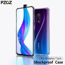 PZOZ For OPPO Realme X Case Cover Silico