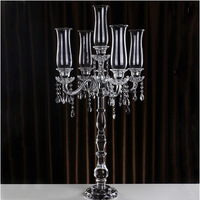 Crystal candlestick Candle Holders 50cmx100cm