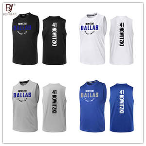 BONJEAN Breathable Training Shirts Uniforms Sports Basketball Jerseys c7a9b78ee
