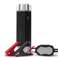 For Petrol 8 0L Diesel 6 0L 60C Discharge Car Jump Starter 18000mAh Starting Power Bank