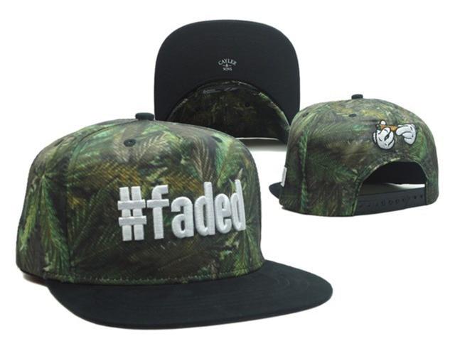 9ae2c757fa0 Cayler   Sons snapback caps   hats for women men bones sun hat adjustable    faded