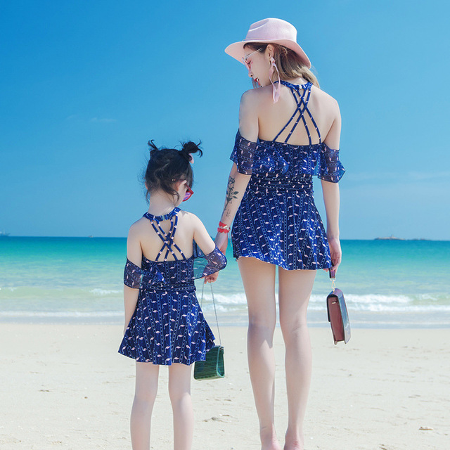 Beach Mama Mother Daughter...