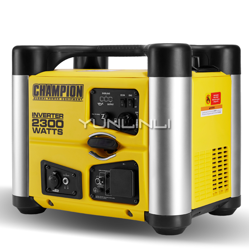 Gasoline Generator Household & Outdoor Small Digital Inverter Portable Multi purpose Ultra quiet Generator 72301i
