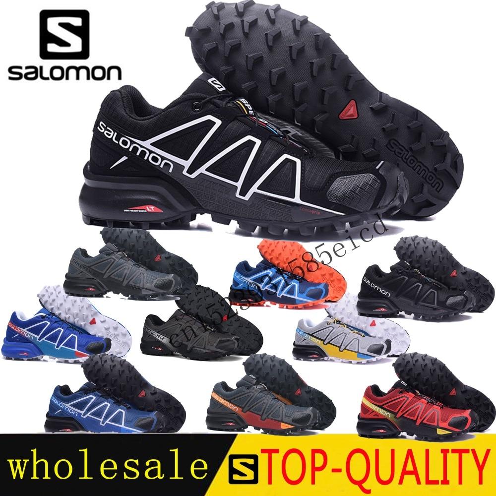2019 Salomon Speed Cross 4 CS original mens running shoes