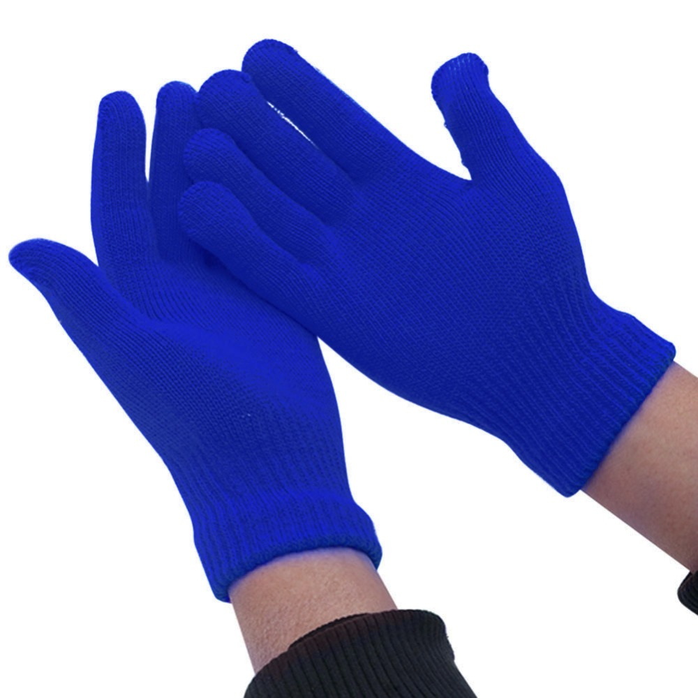 Kids Gloves Magic Knit Gloves for Girls//Boys Solid Colors