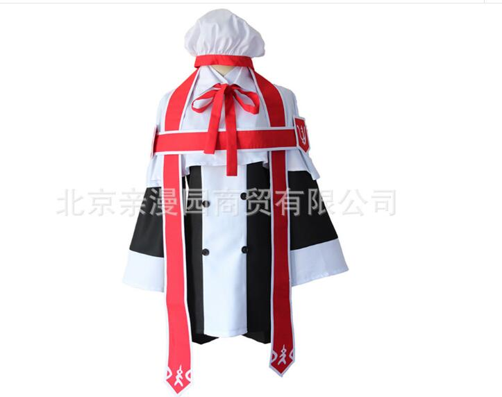 Choir Boy Ciel Cosplay Costumes Black Butler Heaven's Choir Ciel Phantomhive Cape