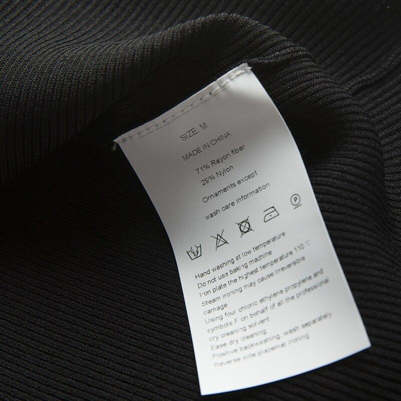 Mesdames tricoté T shirt 2019 nouveau printemps et été manteau revers col en v frapper scène agaric et tricot manches courtes T shirt-in T-shirts from Mode Femme et Accessoires    3