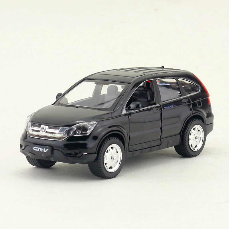 1:32/diecast Model/japan Honda Cr-v Suv/sound & Light/educational Toy Car For Childrens Gift Or Collection/pull Back crv