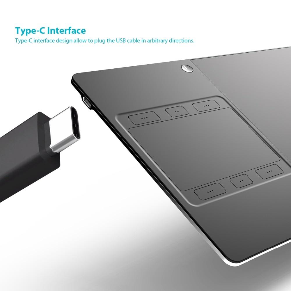 Huion INSPIROY G10T Yeni Rəqəmsal Tablet Simsiz Qrafik Rəsm Tablet - Kompüter periferikler - Fotoqrafiya 4