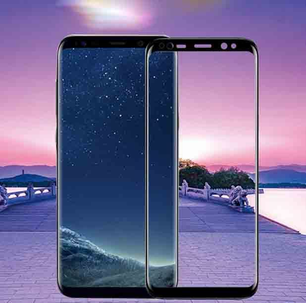 JRGK US 3D curved full coverage for Samsung Galaxy S8 Plus tempered glass