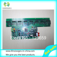 8th carriage board(optical fiber) for Infiniti Printer part PCB