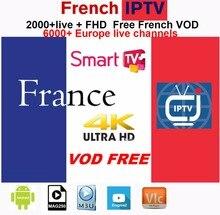 Фрэнсис IPTV арабское IPTV Holandes бельгика SUNATV m3u enigma2 mag250 IPTV 6000 + LIVE + Vod Suporte Android suportados HOTXXX Спорт