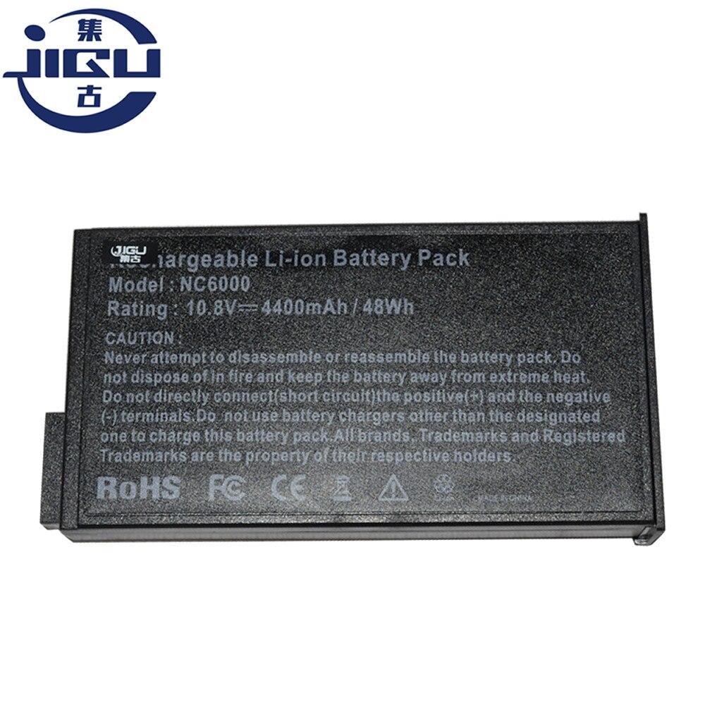235003f2be3c1 JIGU محمول بطارية لجهاز HP المحمول محطة NW8000 Hp كومباك دفتر أعمال NC6000  NX5000 NC8000 NW8000 6 خلايا