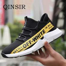Men Sneakers Lace Up Platform Shoes Mens Casual Flats Couple