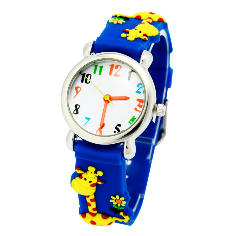Watches Waterproof Kid Watches Children Silicone Wristwatches Football Brand Quartz Wrist Watch Baby For Boys Fashion Casual Relogio