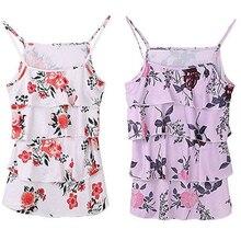 Танки для грудного вскармливания для беременных женщин s, женская верхняя одежда с цветочным принтом, модная футболка для грудного вскармливания
