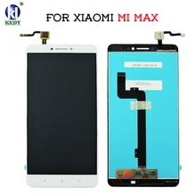 Купить 6,44 дюйм(ов) для xiaomi mi max ЖК-дисплей Дисплей + Сенсорный экран дигитайзер полной сборки, для xiaomi max