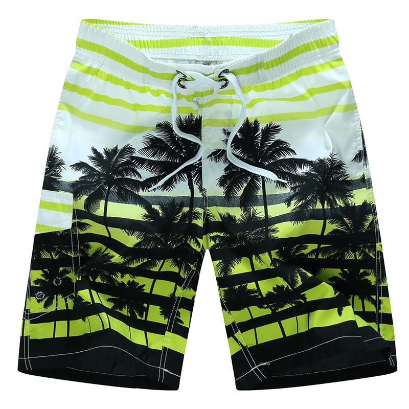 Men Beach Shorts M-6XL Plus Size Swimwear Men Swim Shorts Surf Wear Board Shorts Summer Swimsuit Bermuda Beachwear Trunks Short 5