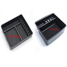 2003-2008 2009 автомобиля центральный подлокотник консоли ящик для хранения Органайзер для Toyota Land Cruiser Prado FJ 120 FJ120 120 аксессуары