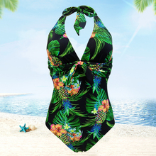 One Piece Swimwear 2019 Sexy Bikini Women Swimsuit Bikini Plus size Swimwear Bathing suits Beach Bath Suit One-Piece Swimsuit women swimsuit one piece swimsuit 2017 sexy plus size one piece swimwear new bathing dress big plus size lady beach suit for wom