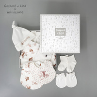 10pcs Lot High Quality 100 Cotton Newborn Baby Clothing Gift Sets Infants Cute Suit Baby Girls