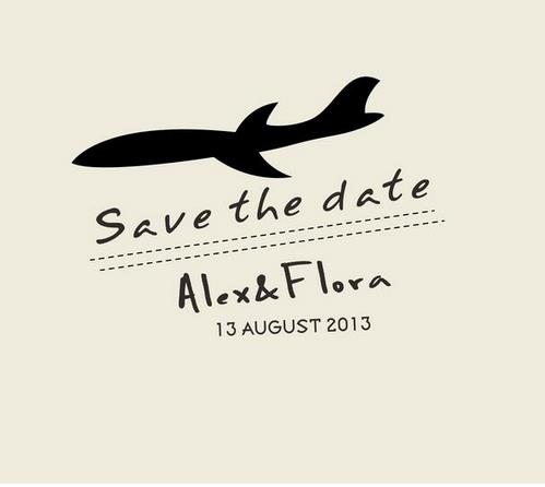 Custom Wood rubber Stamps airplane save the date Personalized name Wedding Invitation greeting Card marry Seal logo DIY Stamps anchor and birds save the date magnets with card laser cut and etched on wood