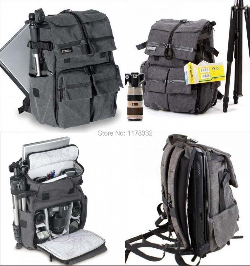 00a0dac49c4 NW5070 NG W5070 Walkabout 5070 doubleshoulder DSLR Camera Rucksack Backpack  Laptop bag Shoulder strap-in Camera Strap from Consumer Electronics on ...