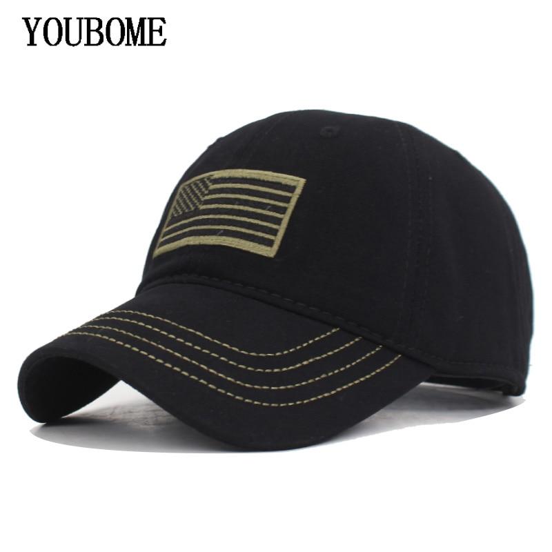 US-Army Captain Ds Logo Snapback Cap Flatbrim Athletic Logo Driving Hats Men Women