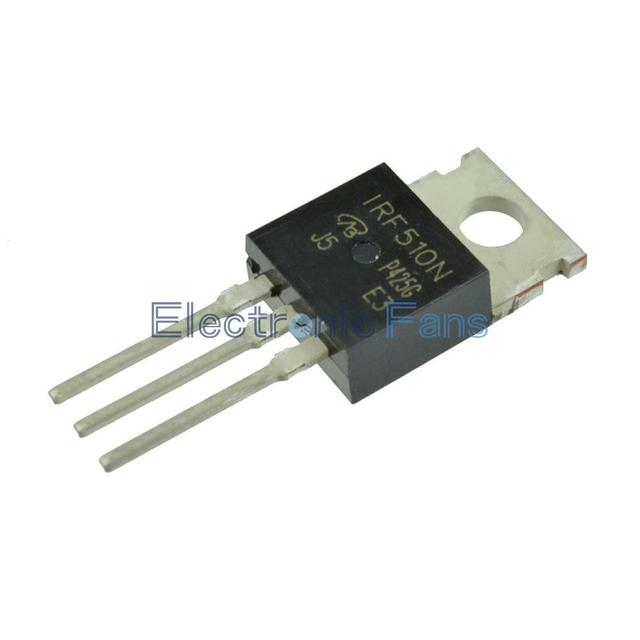 10PCS New IRF510N IRF510 Power MOSFET TO-220 NEW