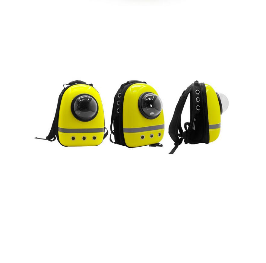 Luxury Pet Space Bag Astronaut Space Capsule Cat And Dog Out Backpack Backpack #2