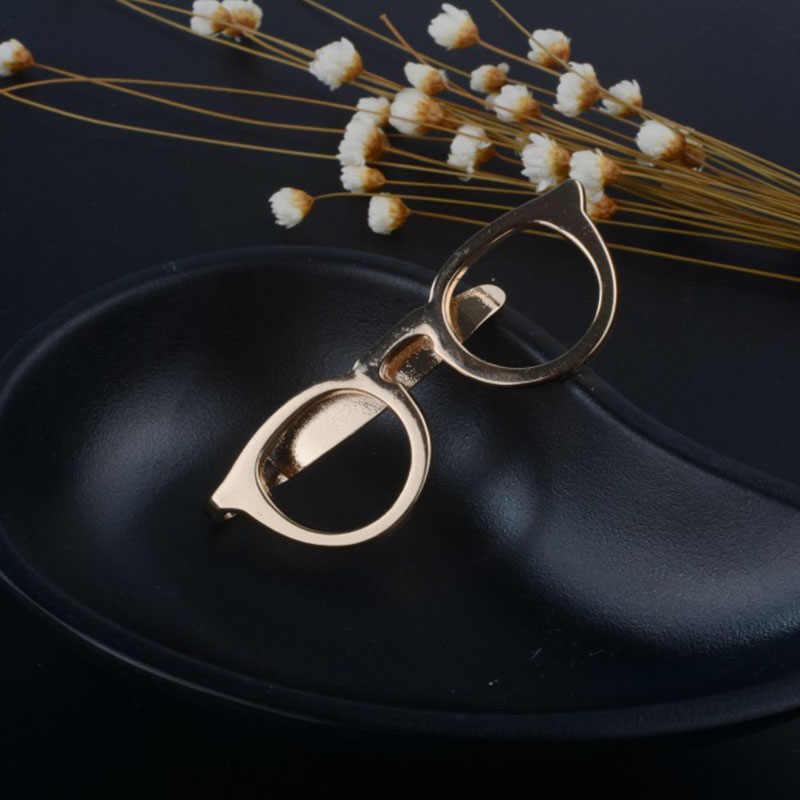 Хит продаж очки костюм зажим для галстука лацканы Корейская версия рубашки