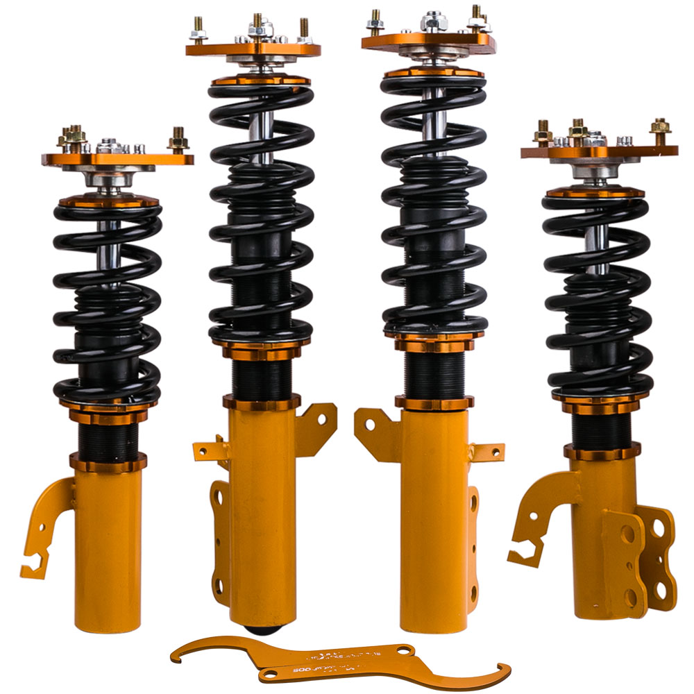 1994 Toyota Celica Shock And Strut Set With Rebuildable: For Toyota Celica 1990 1993 Coilover Suspensions Shock