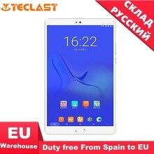 Teclast T8 8,4 pulgadas Android 7,0 Hexa Core 4G + 64G Android Tablet pc WiFi Bluetooth tabletas de reconocimiento de huellas dactilares планшет