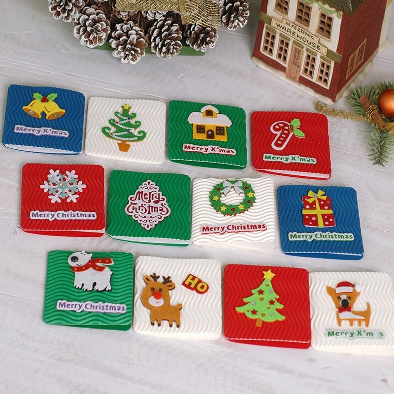 Mini Christmas Greeting Card Bulk, Wholesale 3D Paper