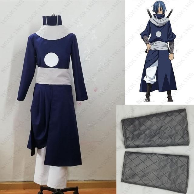 Anime That Time I Got Reincarnated as a Slime souei Cosplay Costume Tensei Shitara Slime Datta Ken custom-made