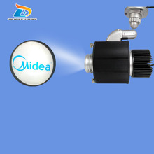 Big Discount OUTDOOR Single Image Static 10W LED Gobo Image Projector Advertising Logo Signs Projector Light with One Color Gobo