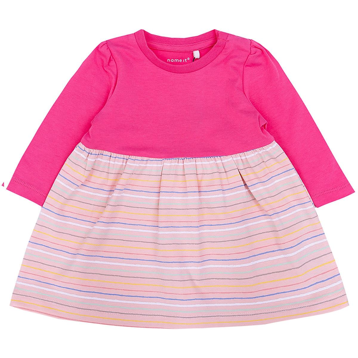 Фото - NAME IT Dresses 11079463 dress for girls baby clothing name it dresses 10626724 dress for girls baby clothing