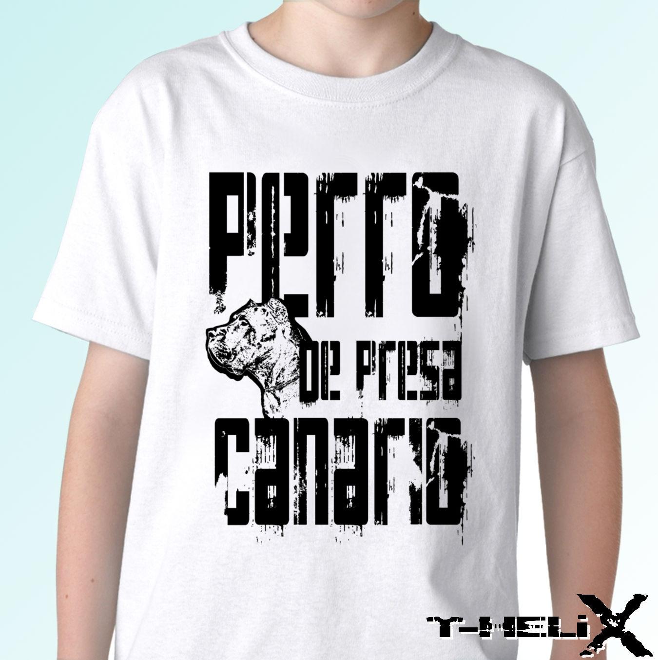 Perro De Presa Canario grey t shirt top tee dog design mens sizes