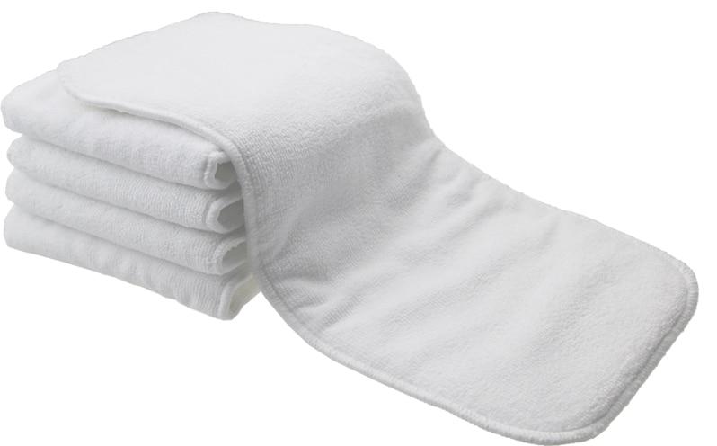 Wielokrotnego użytku Dorosłych Cloth Pieluchy Pieluchy Wkładki - Pieluchy i Trenowanie toalety - Zdjęcie 5