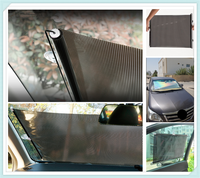 자동차 suv 액세서리 sunshade uv sunscreen sun visor for opel zafira insignia mokka 모든 자동차