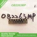 10 шт. Бесплатная доставка OB2263MP OB2263 чип Тип: 63A SOT23-6 Текущий режим PWM Controlle 100% Новый оригинальный - фото