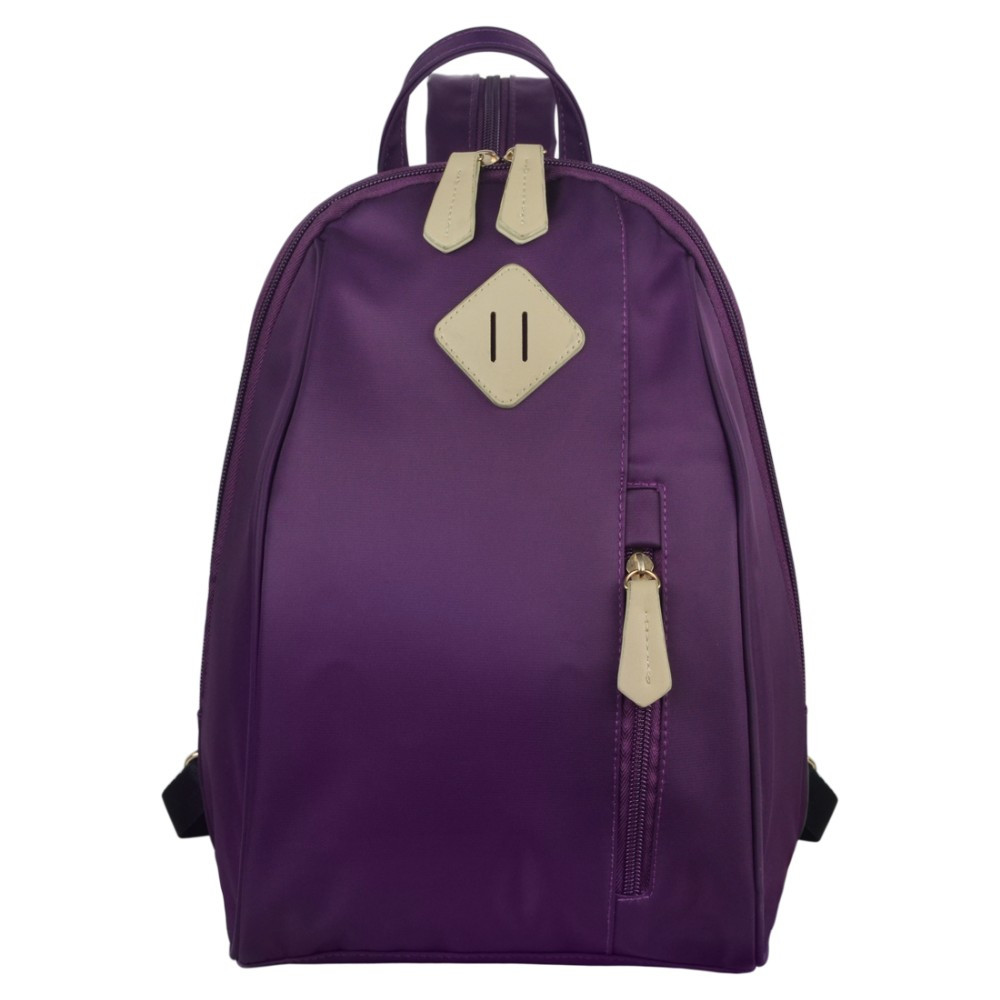 school bags purple