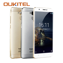 OUKITEL U16 Max Smartphone MTK6753 Octa Core 1.3GHz 4G Mobile Phones Android 7.0 32G ROM 3G RAM Fingerprint 6.0 Inch HD 4000mAh