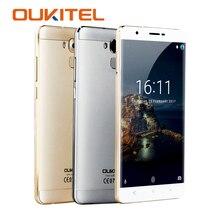 Oukitel U16 Макс смартфон MTK6753 Octa Core 1.3 ГГц 4 г мобильные телефоны android 7.0 32 г Встроенная память 3 г Оперативная память отпечатков пальцев 6.0 дюймов HD 4000 мАч